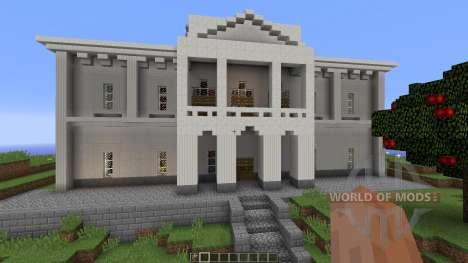 Traditional Hungarian Mansion for Minecraft