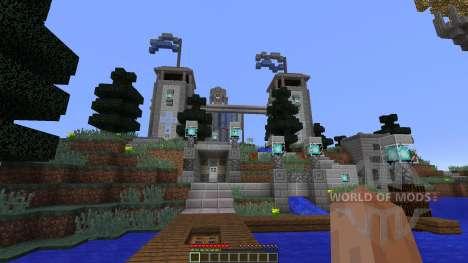 Eshkana Bay for Minecraft