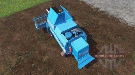 Bizon BS 5110 v1.2 for Farming Simulator 2015