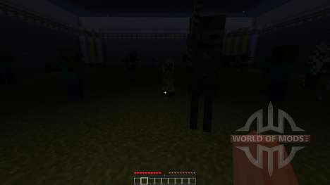 Endless Mob Wave Endless Mob Arena for Minecraft