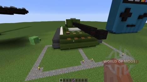 Mapa de RETOS for Minecraft