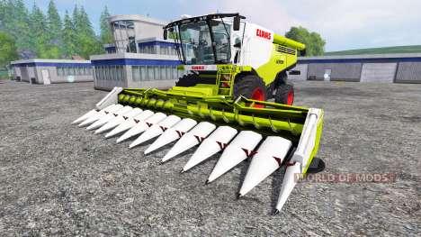 CLAAS Lexion 780 [set] for Farming Simulator 2015