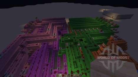 12 hour digital clock for Minecraft