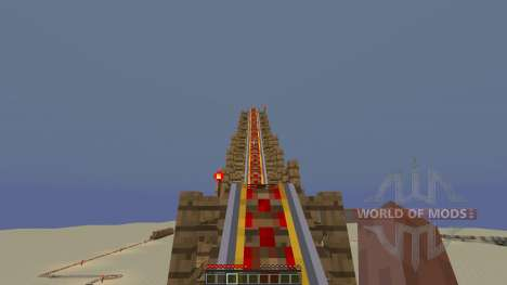 MegaRollerCoaster for Minecraft
