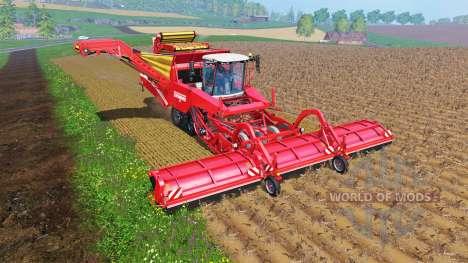 Grimme Tectron 415 v1.3 for Farming Simulator 2015