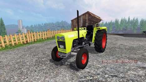 Kramer KL 600 v1.1 for Farming Simulator 2015