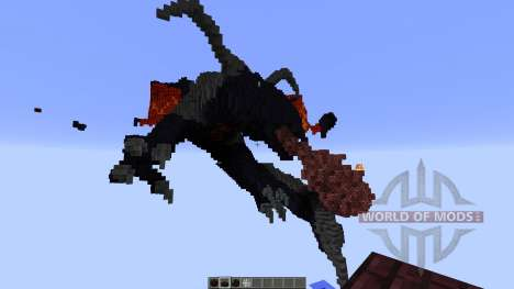 The Hobbit Esgaroth in Minecraft for Minecraft