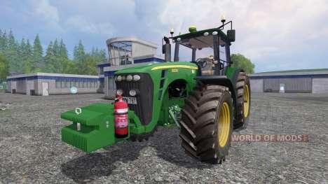 John Deere 8530 [washable] for Farming Simulator 2015