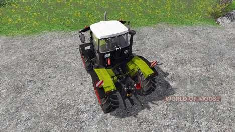 CLAAS Xerion 3300 TracVC v5.1 for Farming Simulator 2015