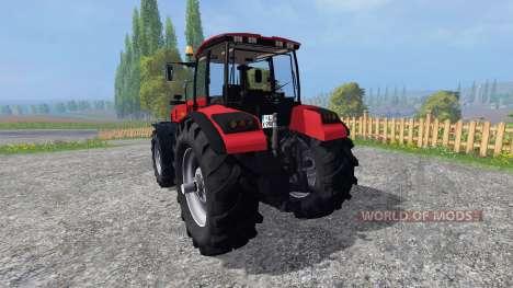 Belarus-3522 v1.1 for Farming Simulator 2015