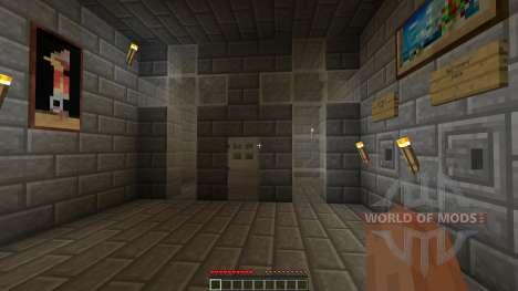 New Mine-Killer Map Saga for Minecraft