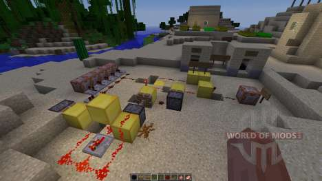 Zombie Apocalypse for Minecraft