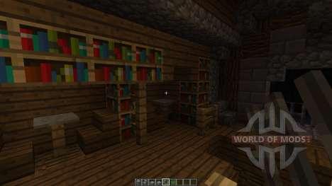 Ballibury Steading for Minecraft