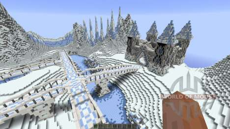 The Division 3 for Minecraft