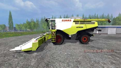 CLAAS Lexion 780 [wheels washable] for Farming Simulator 2015