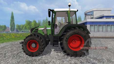 Fendt 312 Vario TMS v1.1 for Farming Simulator 2015