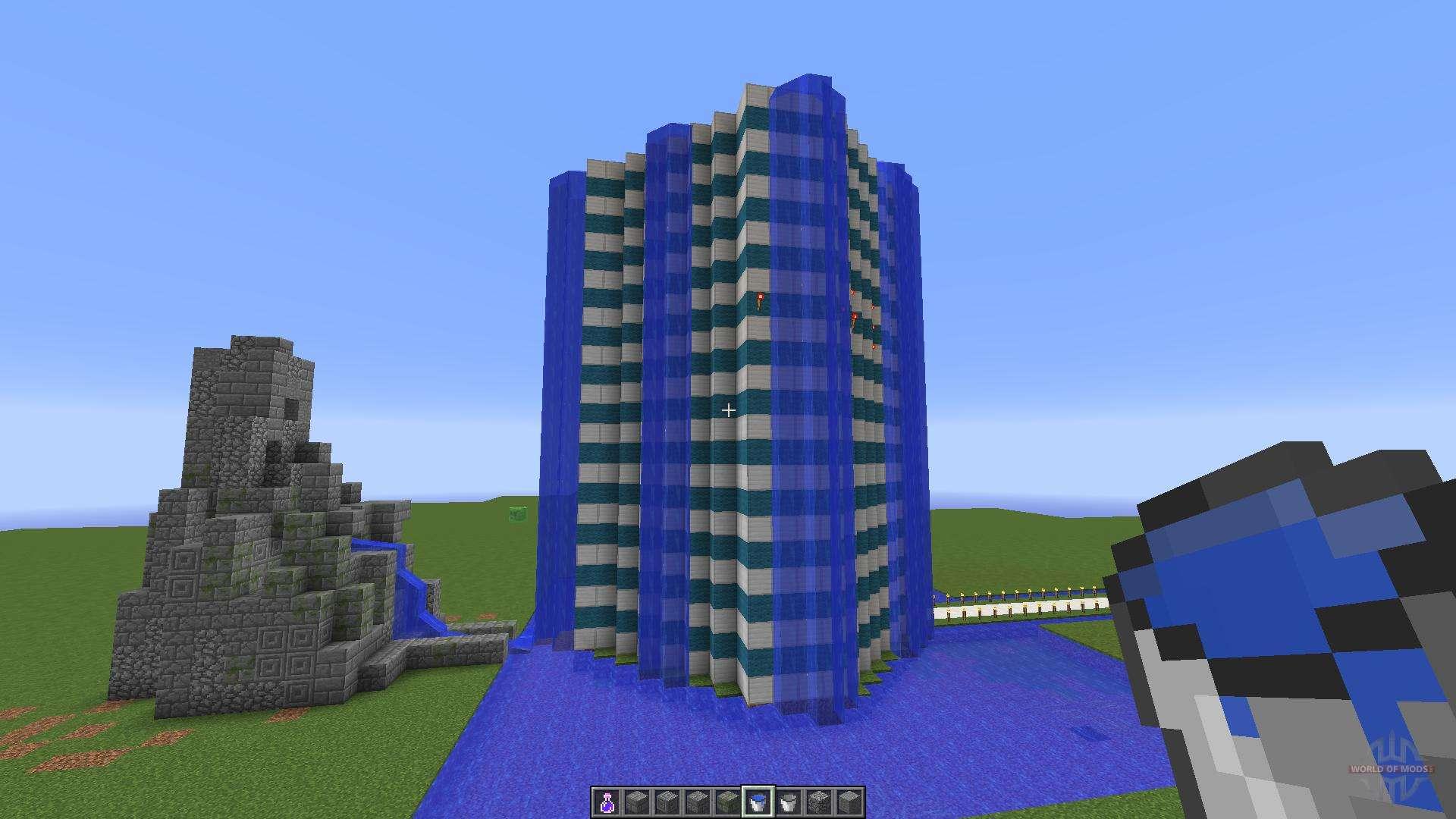 Pleasing Night Club Big Splash For Minecraft Download Free Architecture Designs Scobabritishbridgeorg