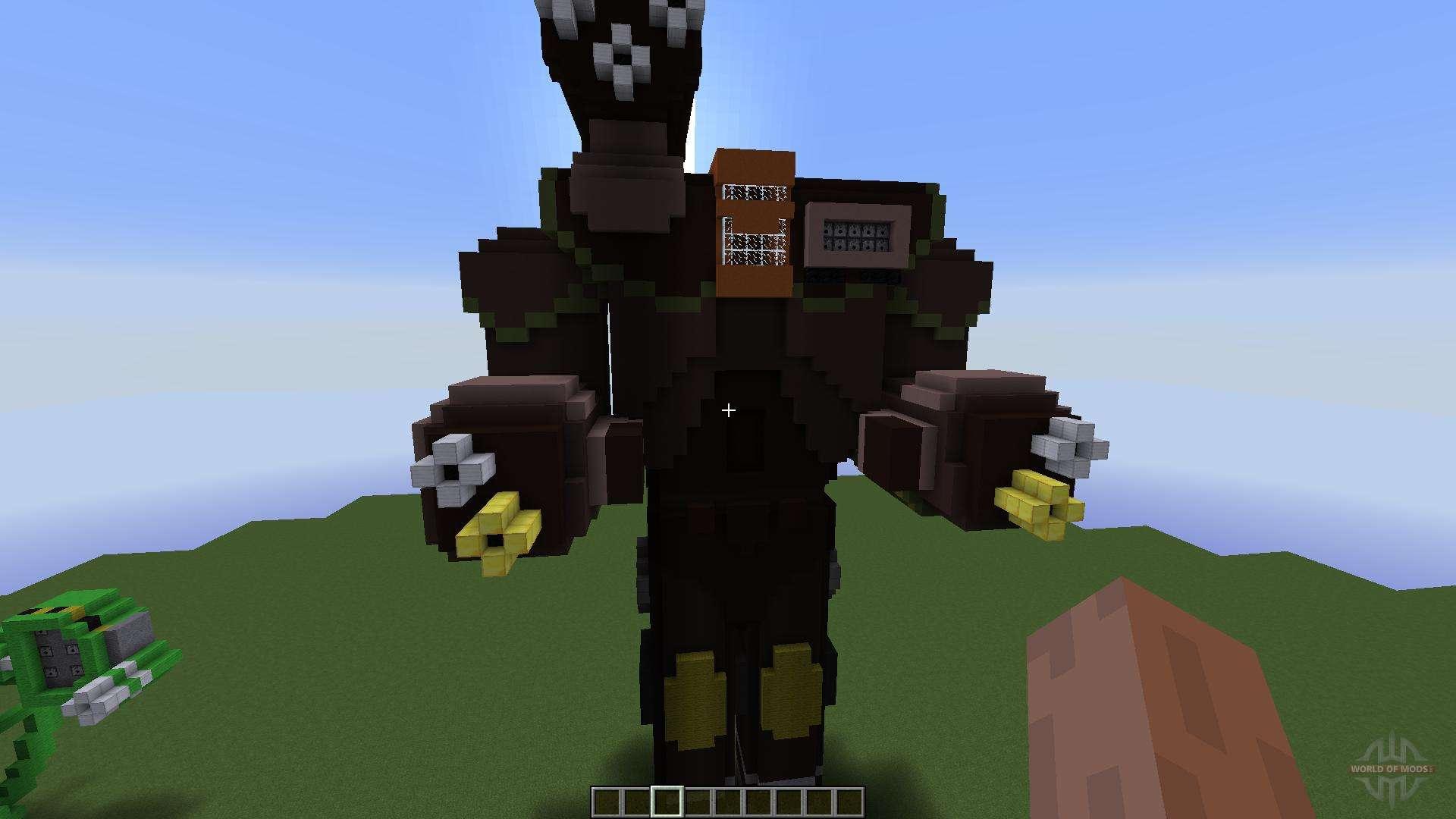 Minecraft Ragnarok