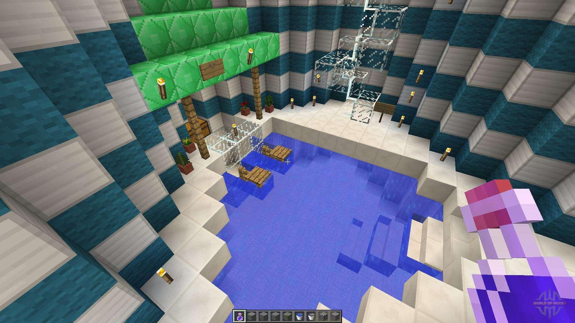 Wondrous Night Club Big Splash For Minecraft Download Free Architecture Designs Scobabritishbridgeorg