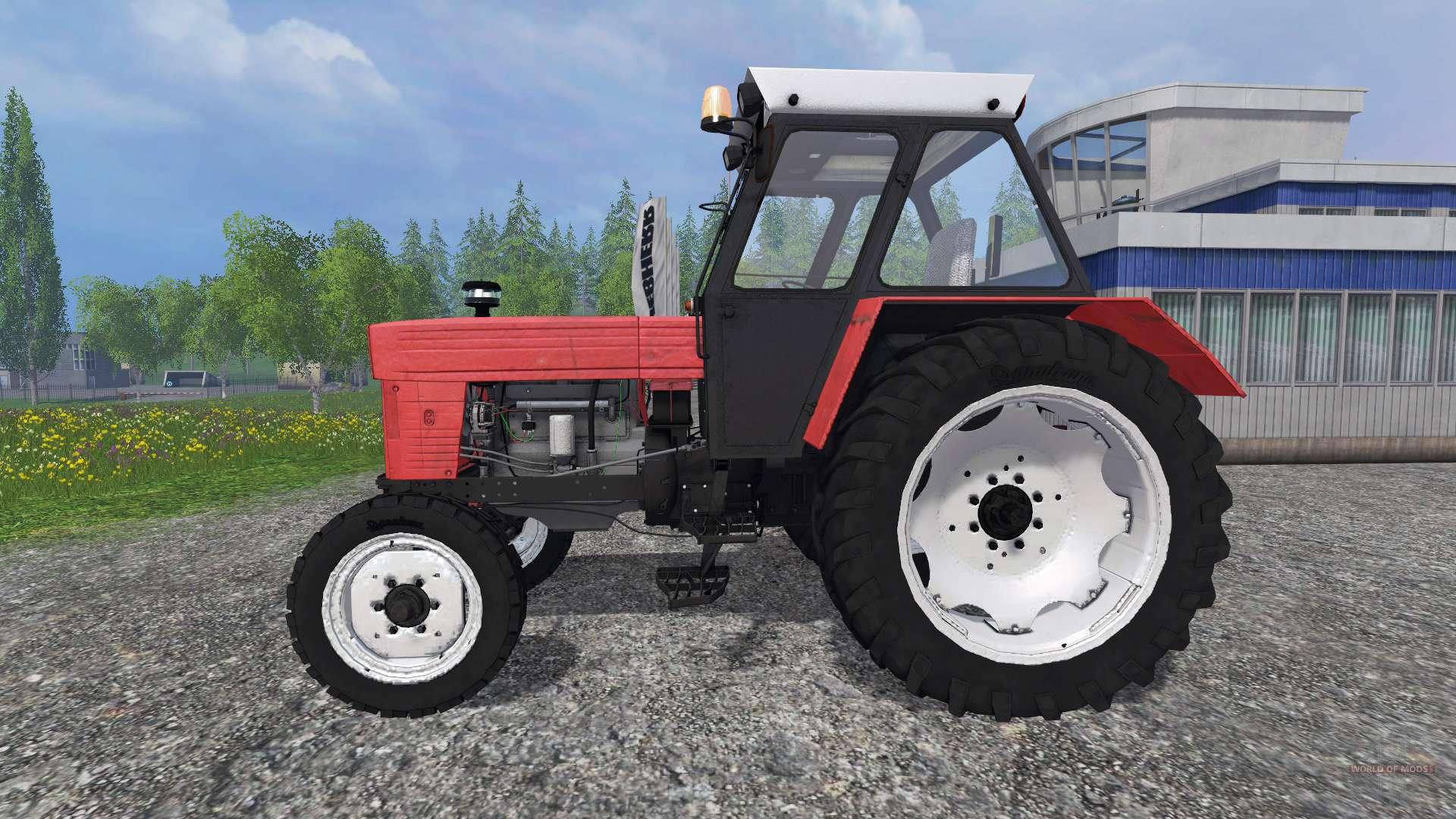 utb universal 650 for farming simulator 2015 rh worldofmods com Universal Tractor Canopy Universal Tractor Mirrors