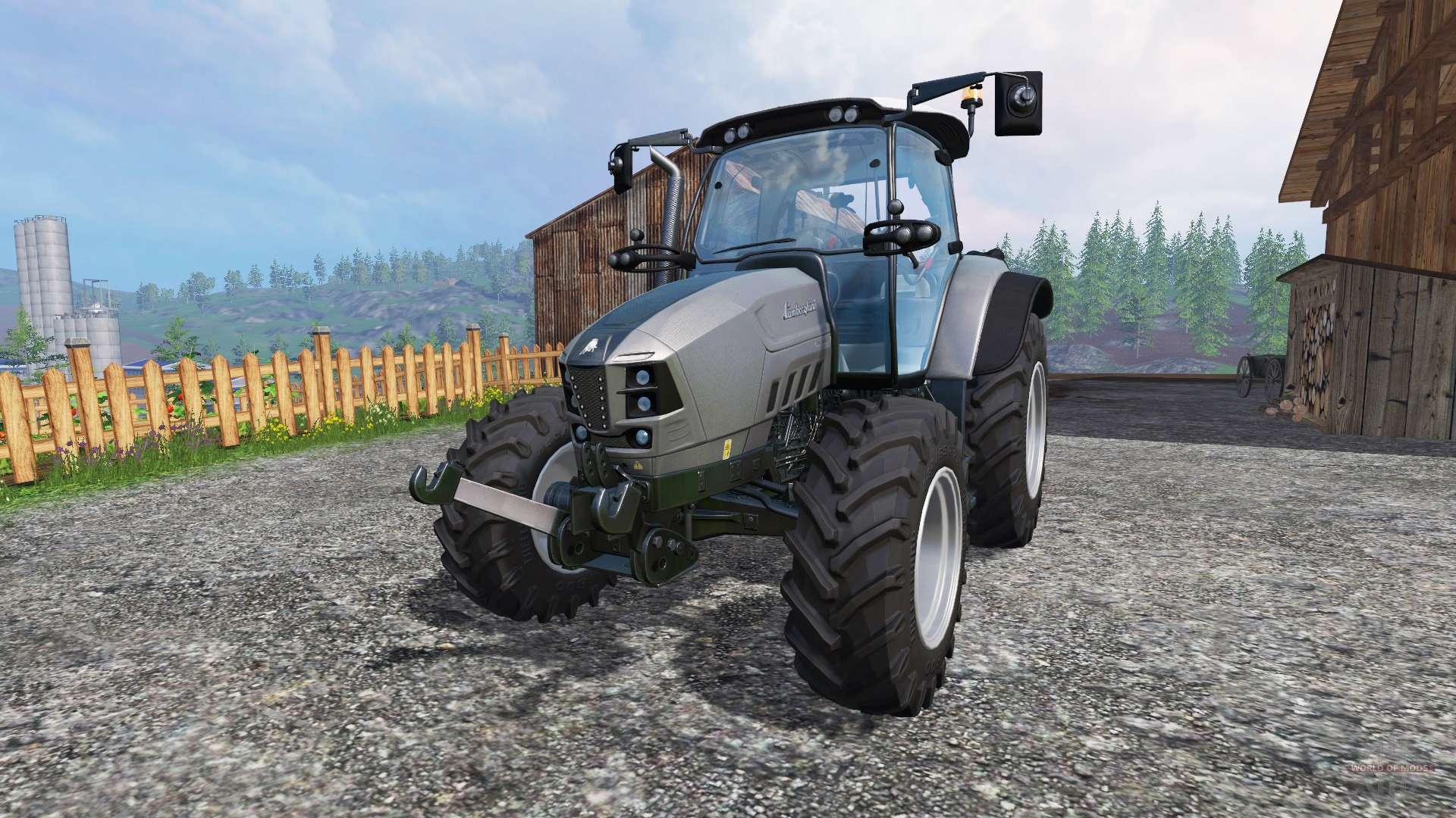 Lamborghini Nitro 120 T4i Vrt V1 2 For Farming Simulator 2015