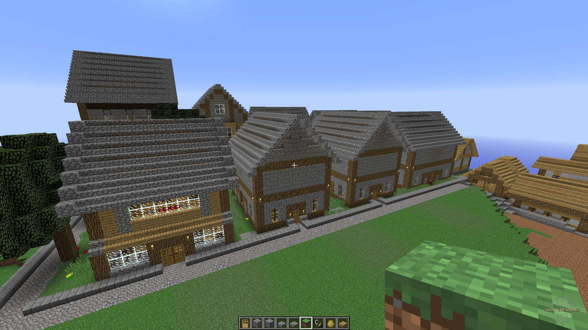 city build for minecraft