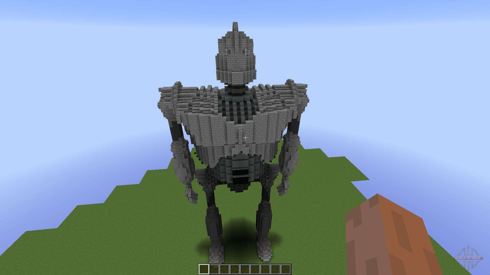 The Iron Giant for Minecraft