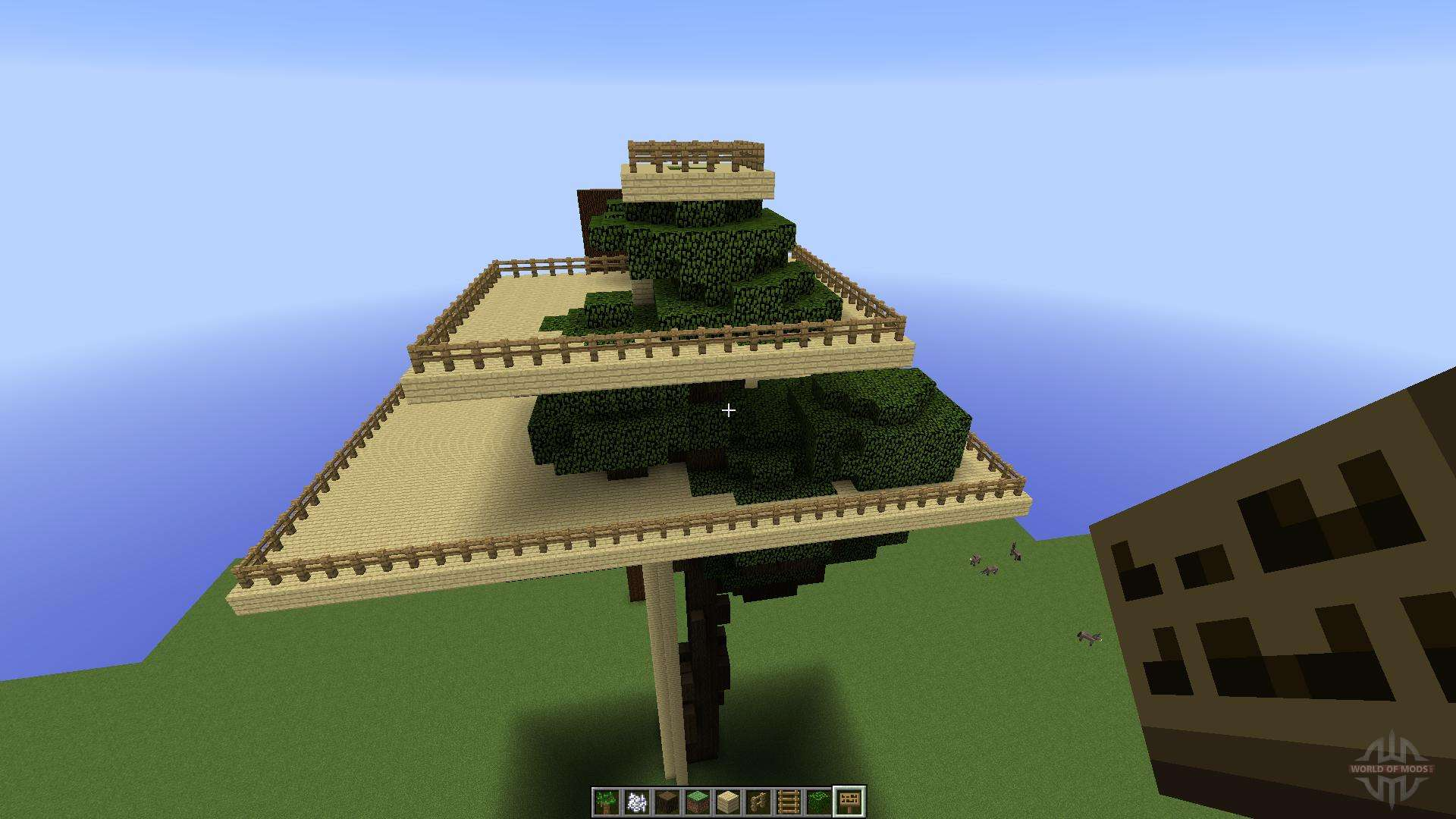 Giant Tree for Minecraft