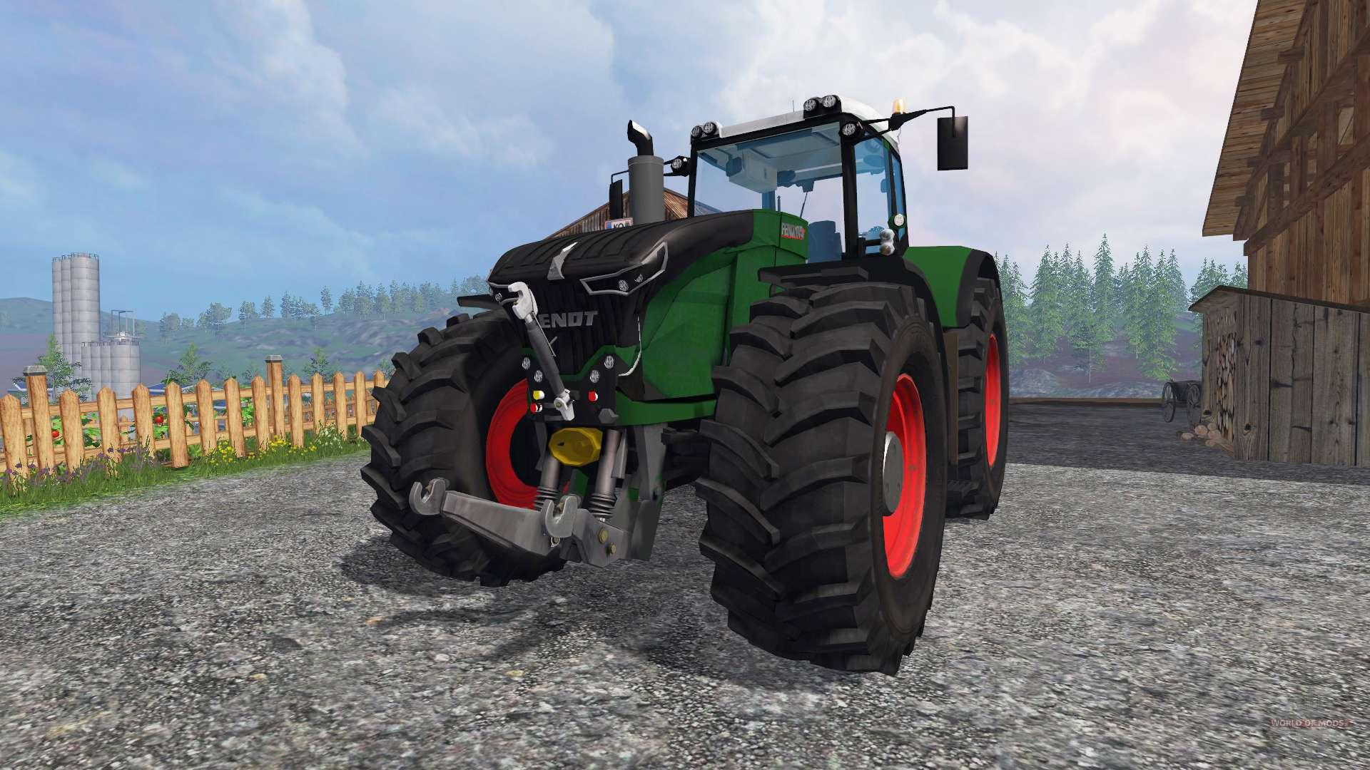 fendt 1050 vario v40 for farming simulator 2015