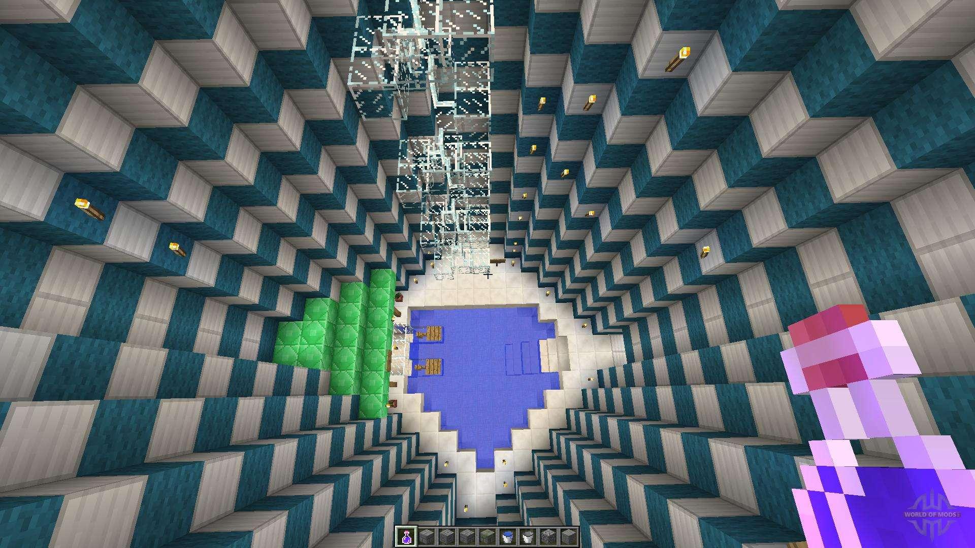 Sensational Night Club Big Splash For Minecraft Download Free Architecture Designs Scobabritishbridgeorg