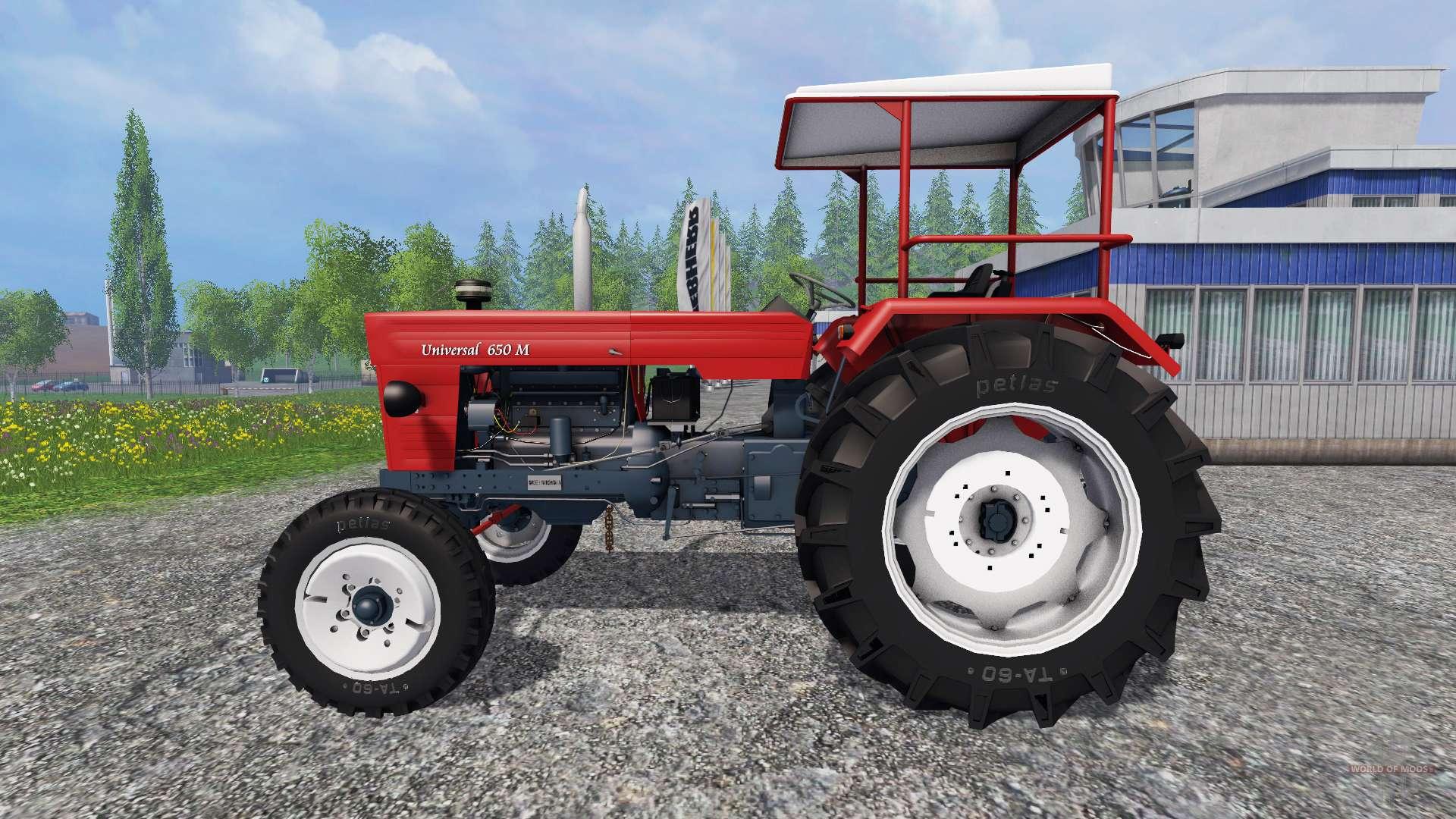 utb universal 650m v2 0 for farming simulator 2015 rh worldofmods com Universal Tractors Parts Universal Tractor Mirrors