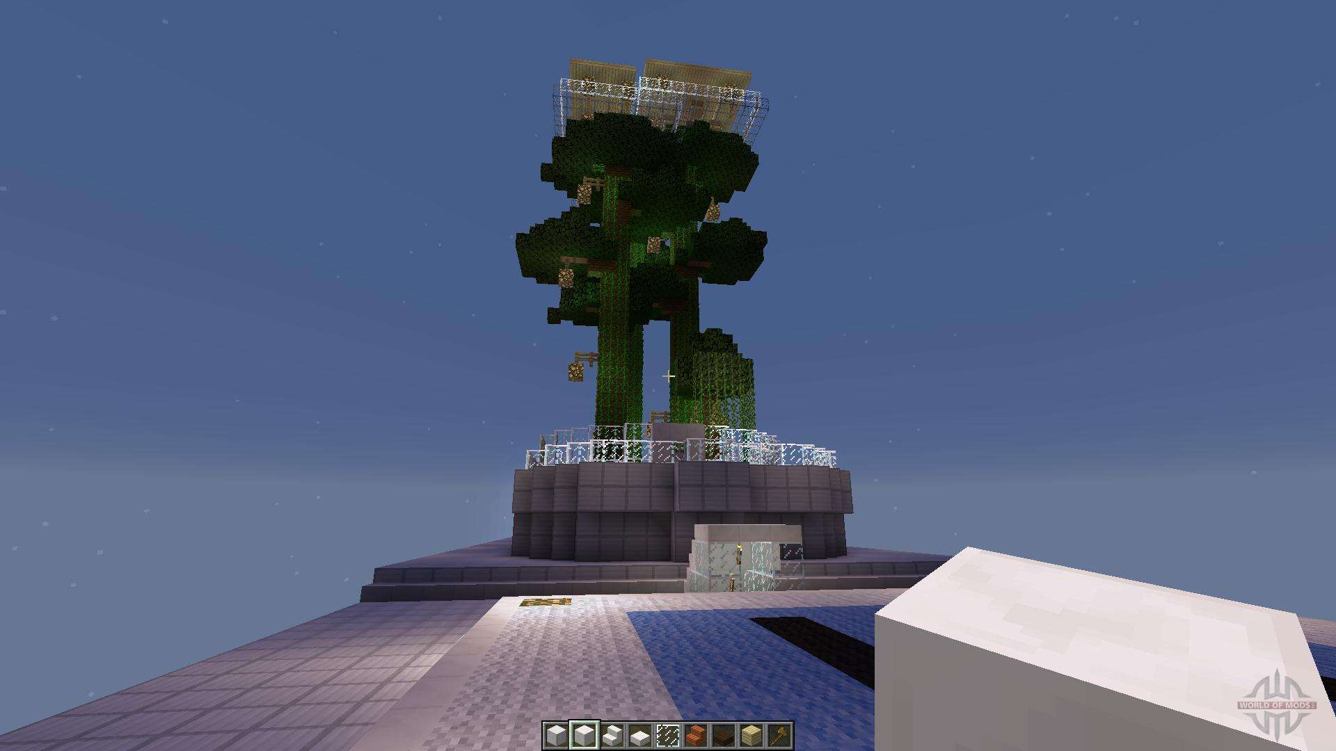 Megayacht For Minecraft