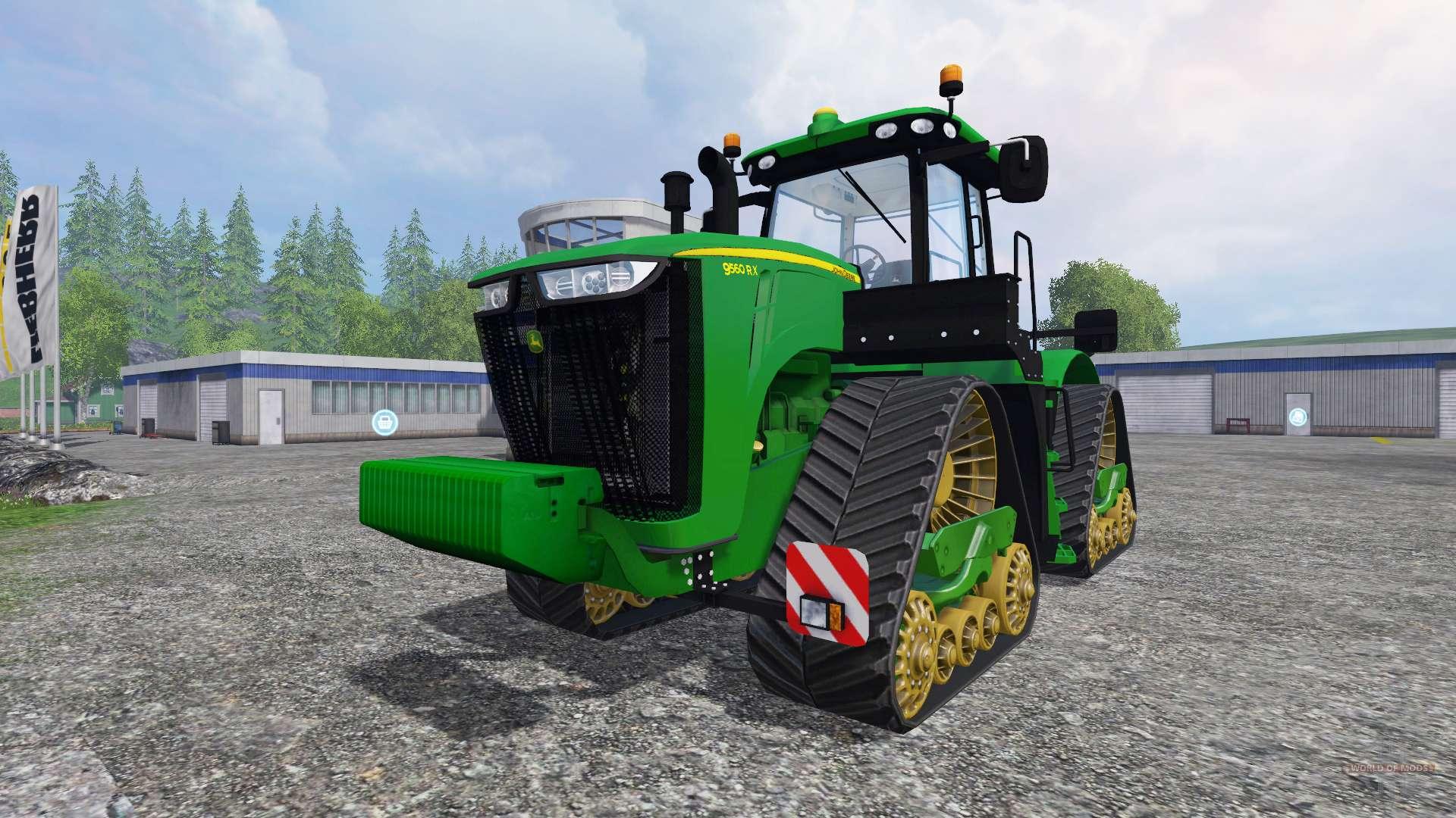 John Deere 9560rx For Farming Simulator 2015