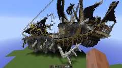 NIGHTMARE Fantasy Ship