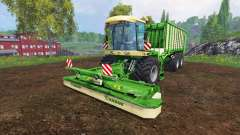 Krone BIG L500 Prototype v1.9 for Farming Simulator 2015