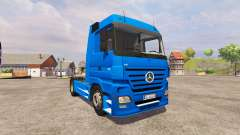 Mercedes-Benz Actros v2.0 for Farming Simulator 2013