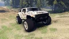 Hummer HX v2.0 for Spin Tires