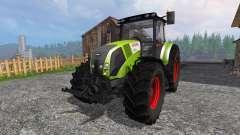 CLAAS Axion 820 v2.0 for Farming Simulator 2015