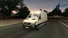 Mercedes-Benz Sprinter CDI311 2014 for Euro Truck Simulator 2