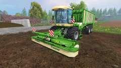 Krone BIG L500 [120000 liters] for Farming Simulator 2015