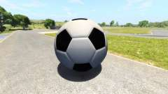 Giant soccer ball for BeamNG Drive