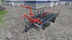 Ursus T-127 v1.1 for Farming Simulator 2015
