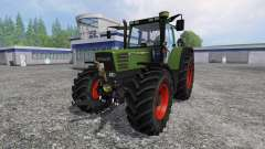 Fendt Favorit 515C v2.0 for Farming Simulator 2015