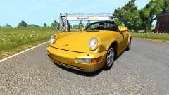 Porsche 911 Carrera 2 Speedster for BeamNG Drive
