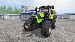 Deutz-Fahr Agrotron 6140.4 v2.0 for Farming Simulator 2015