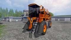 Jacto Uniport 2500 Star for Farming Simulator 2015