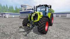 CLAAS Arion 650 v2.5