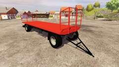 The trailer Agroliner bale for Farming Simulator 2013