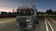 DAF 95XF SpaceCab & Interior for Euro Truck Simulator 2