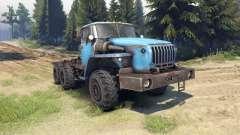 Ural-432010 for Spin Tires